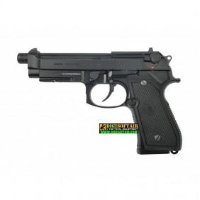 G&G GAS Blow back pistol GPM-92F FULL METAL BB BK