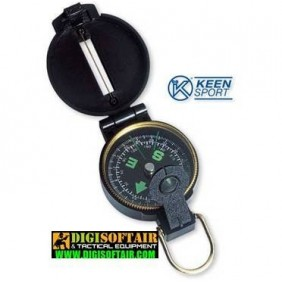 scout compass with plastic case ksp 0806 keen sport