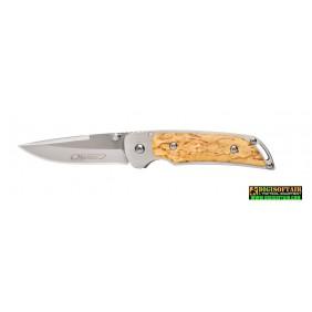 Folding knife MFK-CB CURLY BIRCH Marttiini