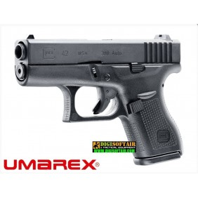 Glock 42 Gas blowback pistol 6mm with glock license