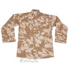 DPM DESERT MILITARY JACKET