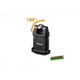 EDCLIP T0917 Handheld Li-polymer / 180lm / 45h  Torcia FAVOUR LED