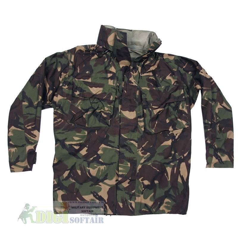 DPM ORIGINAL GB Rain Jacket, used