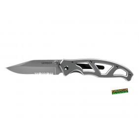 Paraframe I Stainless, Serrated Folding Knife GERBER coltello chiudibile