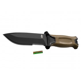 StrongArm Fixed Blade Coyote Brown SE GERBER