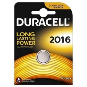Duracell batterie 2016