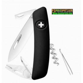 SWIZA TT03 black TICK TOOL swiss knife