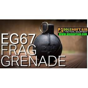 Enola Gaye EG67 granade