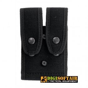 Vega holster Porta caricatore doppio nero BIFILARE per pistola