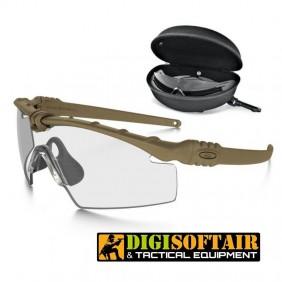 Oakley SI Ballistic M Frame 3.0Dark Bone Array Clear & Grey