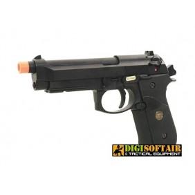 Beretta M9A1 black FULL METAL WE Co2 blowback