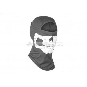 Balaclava wolf grey Death Head invader gear