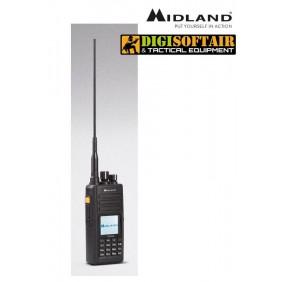 MIDLAND - CT990 10W ricetrasmettitore dual band UHF VHF