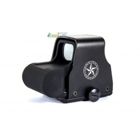 Red/Green Dot Holo Sight 556 Black