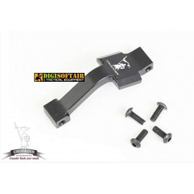 EXTENDED TRIGGER GUARD M4 black crusader by vfc