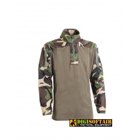 OPENLAND NERG TACTICAL COMBAT SHIRT Woodland