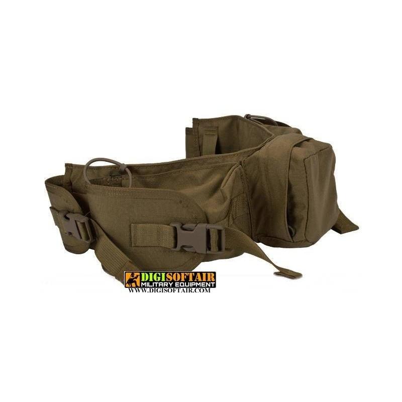 Sniper Waist Pack hsgi coyote brown