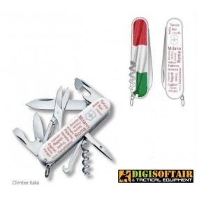 VICTORINOX CLIMBER ITALY coltello multiuso