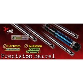 Action army precision barrel 250mm 6.03