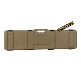 Negrini Coyote Rifle Hard Case (Internal Size 117,5x29x12) 1640