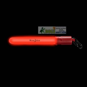 LED MINI GLOWSTICK Rosso