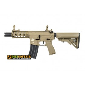 "Evolution M4 Recon UX 8"" Amplified Ops Carbontech desert"