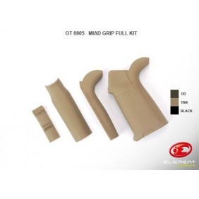 ELEMENT MIAD FULL KIT GRIP TAN