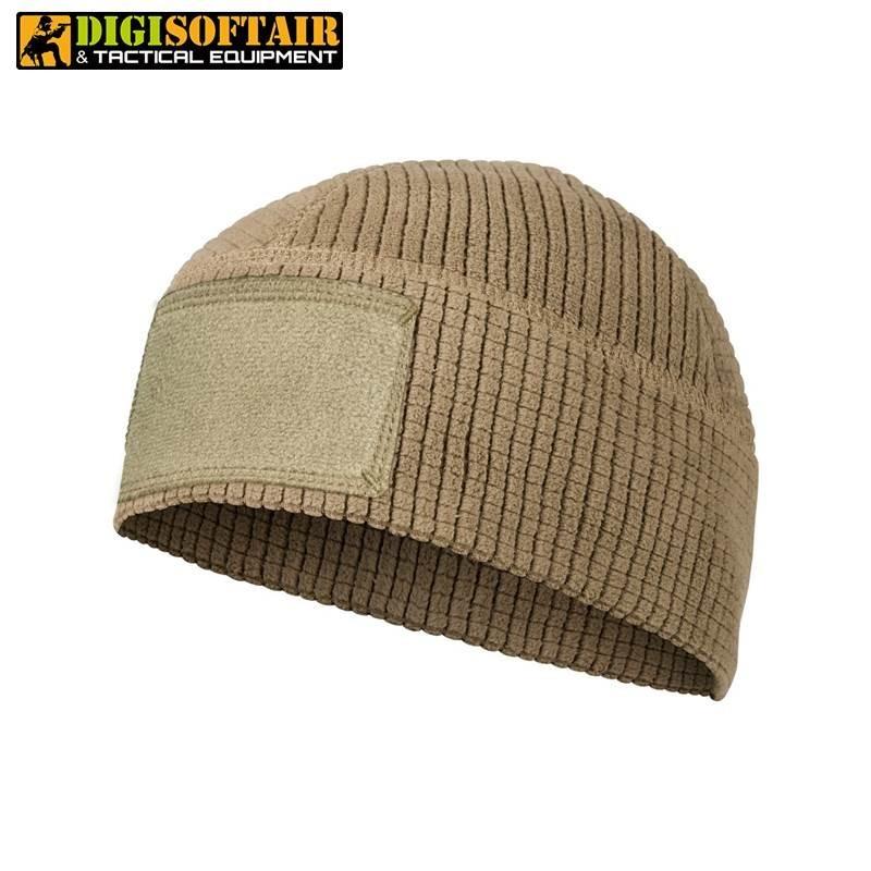 Helikon beanie cap grid fleece COYOTE