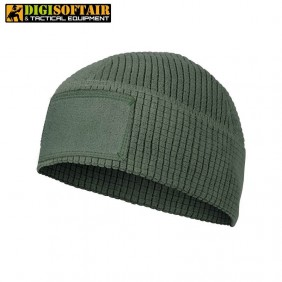 Helikon beanie cap grid fleece olive green