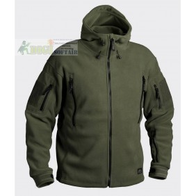Patriot Heavy Fleece Jacket Helikon Tex Olive Green