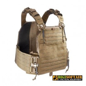 PLATE CARRIER QR LC Coyote brown– TASMANIAN TIGER 2019