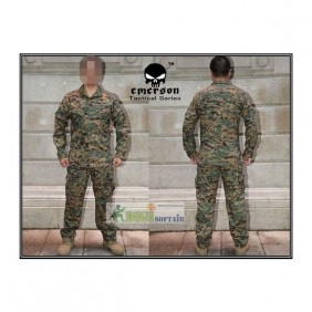 EMERSON MCCUU MARPAT UNIFORM