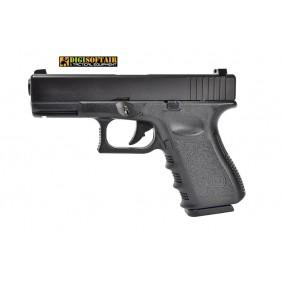 Evolution Glock 23 G23 gas blowback metal slide