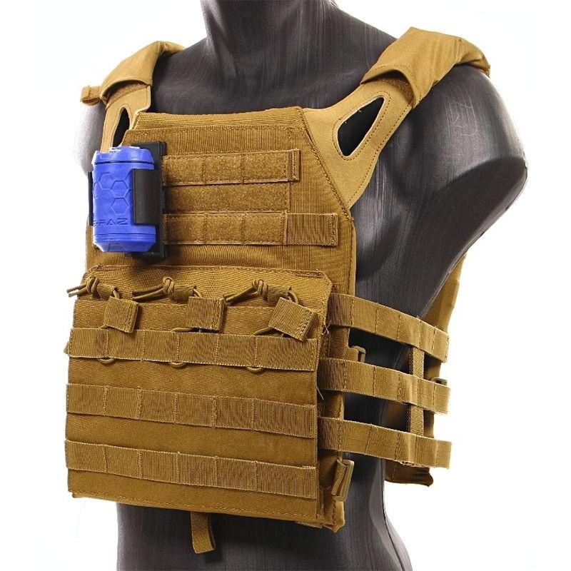 Airsoft E-Raz grenade reusable blue