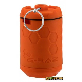 Airsoft E-Raz grenade reusable orange