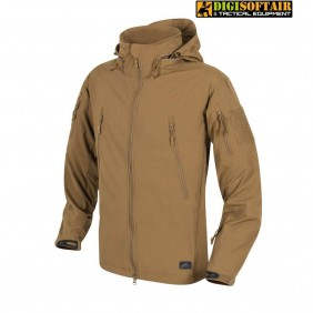 Helikon Trooper Jacket Soft Shell COYOTE