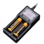 Flashlight Battery and charger