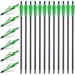 Crossbow darts and accessories