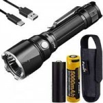 Flashlights for professional use